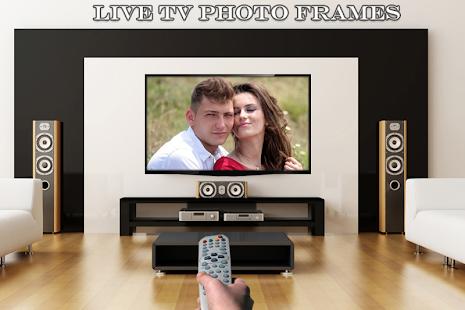 Live TV photo frames - náhled
