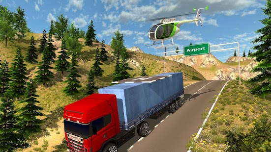 Helicopter Rescue Simulator- screenshot thumbnail