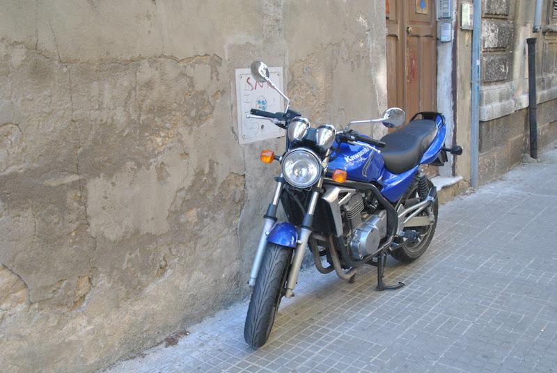una moto di Pretoriano