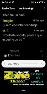 Download Radio Zona desde Encarnación, Paraguay For PC Windows and Mac apk screenshot 2