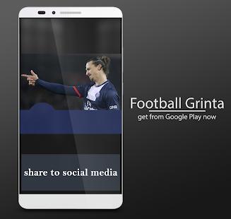Add team logo to your photo screenshot
