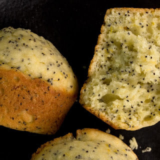 Citrus–Poppy Seed Muffins