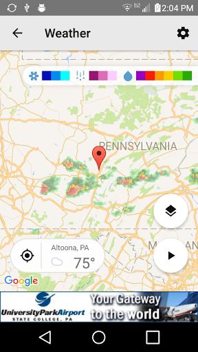 WTAJ Your Weather Authority  screenshots 2