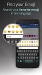 screenshot of Ginger Keyboard - Emoji, GIFs, Themes & Games