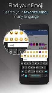 Ginger Keyboard – Emoji, GIFs, Themes & Games  Apk Download for Android 4
