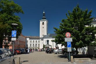 Photo: Lanškroun (niem. Landskron) – miasto w Czechach, w kraju pardubickim.
