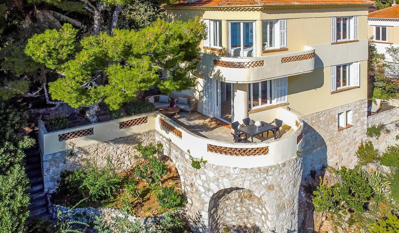 Maison en bord de mer avec jardin Villefranche-sur-Mer