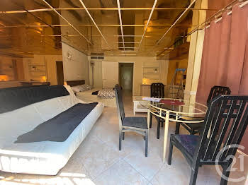 Studio meublé 34,24 m2