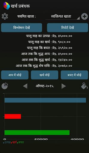 Expense Tracker हिन्दी