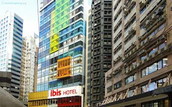 Photo: ibis hotel Hong Kong