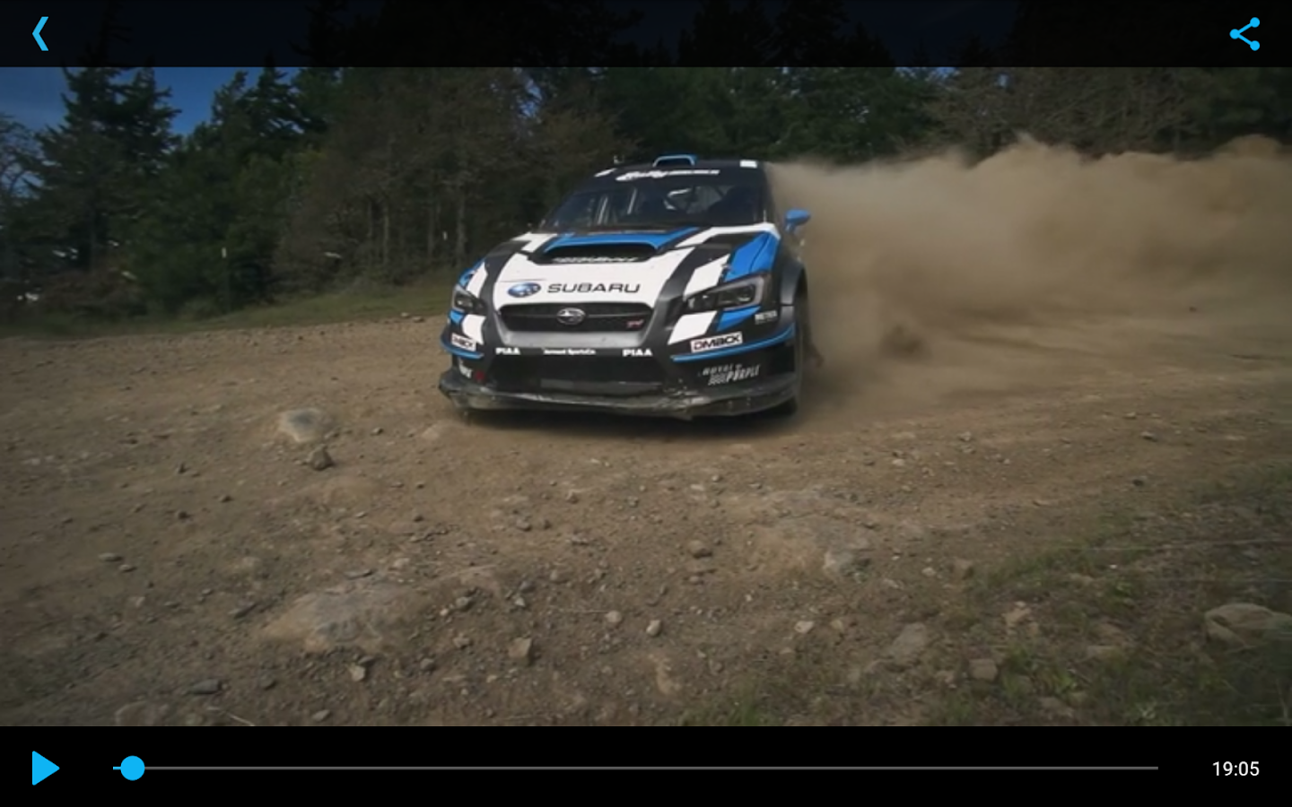 Subaru Motorsports- screenshot