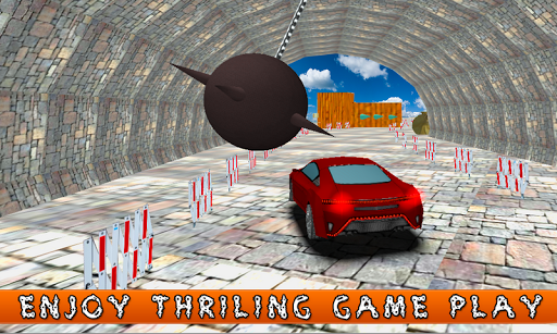 Speed Car Escape Stunt