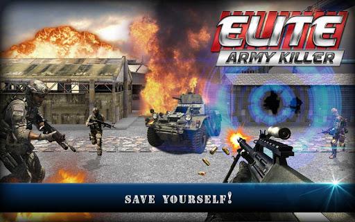 エリート軍キラー|玩動作App免費|玩APPs