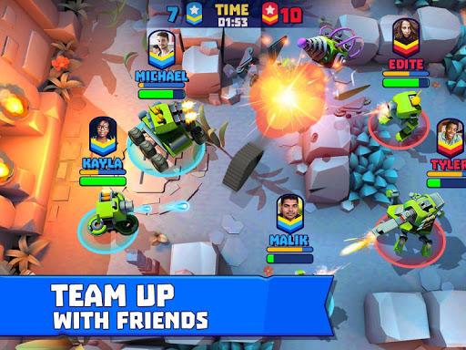 Tanks A Lot! - Realtime Multiplayer Battle Arena 1.30 screenshots 9