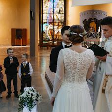 Wedding photographer Damian Dombrowski (damiandombrowsk). Photo of 11.12.2016