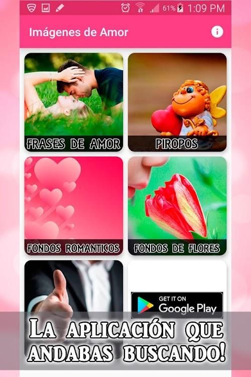 Imágenes De Amor Con Frases Bonitas Y Piropos Android