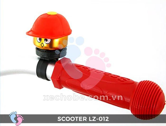 Xe trượt Scooter đạp chân LZ-012 có đèn, nhạc 13