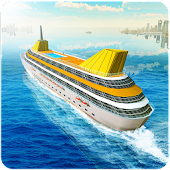Ship Simulator Game 2017 – Tourist Transport Ship