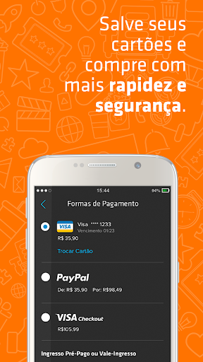 Ingresso.com - Filmes + Cinema for PC