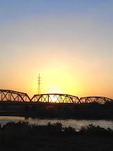 Photo: Omdurman bridge