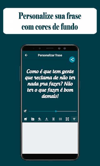 Frases Status Engraçadas Android Aplicaciones Appagg