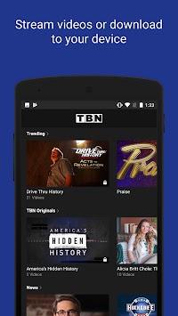 TBN: Watch TV Shows & Live TV APK Latest Version Download