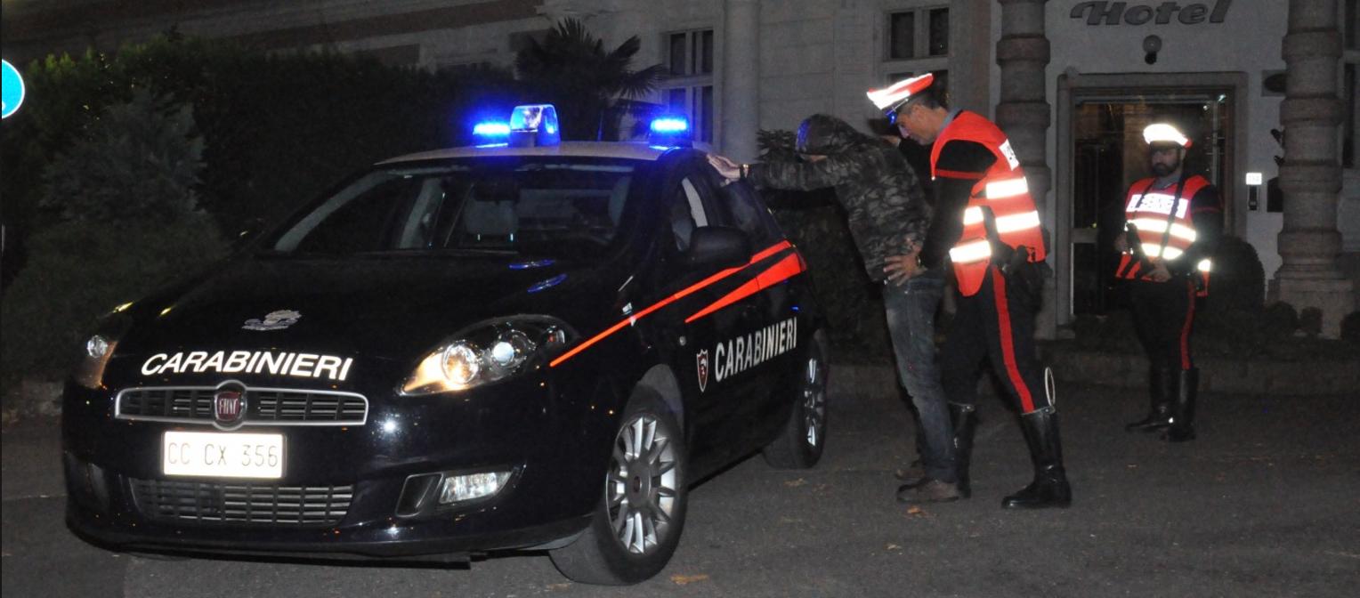 corruzione carabinieri