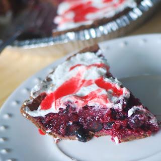 Weight Watchers Berry Pie.