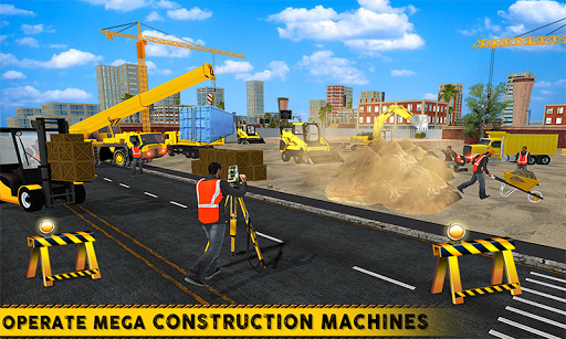 City Hospital Building Construction Building Games 1.1 Mod screenshots 5