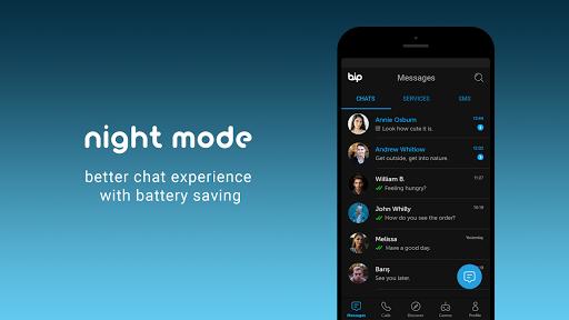 BiP u2013 Messaging, Voice and Video Calling 3.64.16 screenshots 10