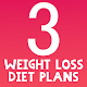 Download 3 Weight Loss Diet Plans and Recipes For PC Windows and Mac