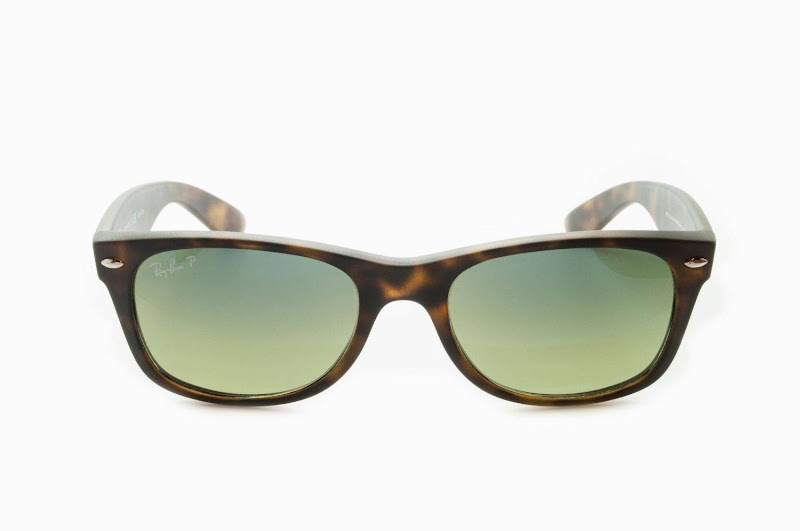 Ray Ban sunglasses RB2132 894/76 New Wayfarer