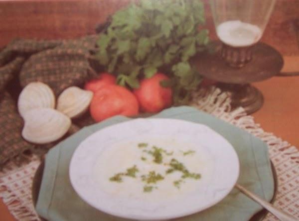 Oyster Stew Recipe