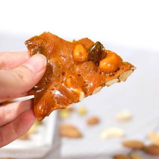 Heavenly Nut & Honey Candy (Homemade Brittle Recipe) Recipe