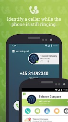 SMS from Android 4.4 with Caller ID APK screenshot thumbnail 4