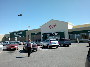 Photo: The final stop before heading back to my friends house was Walmart.