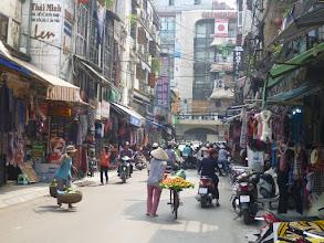 Photo: Hanojské ulice a uličky