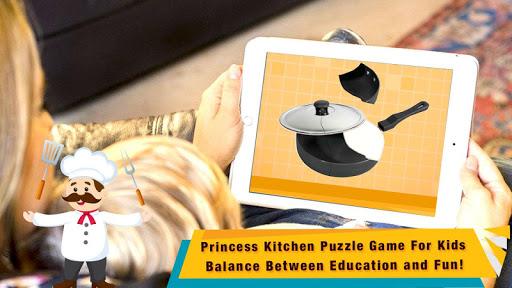 Kitchen Puzzleu00a0Game for Kids 1.4 screenshots 10