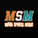 Miami Sports Music icon