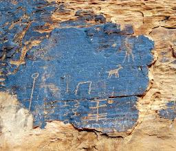Photo: Petroglyphs