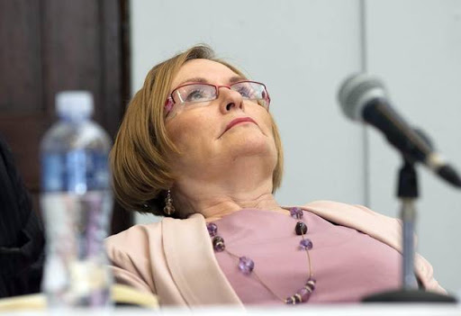Helen Zille's application was dismissed with costs, to be paid up to the point she vacated office as Western Cape premier.