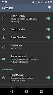 AB Screen Recorder screenshot