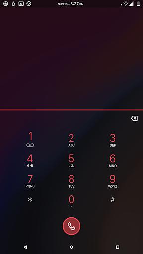 Calypso - Substratum Theme  screenshots 4