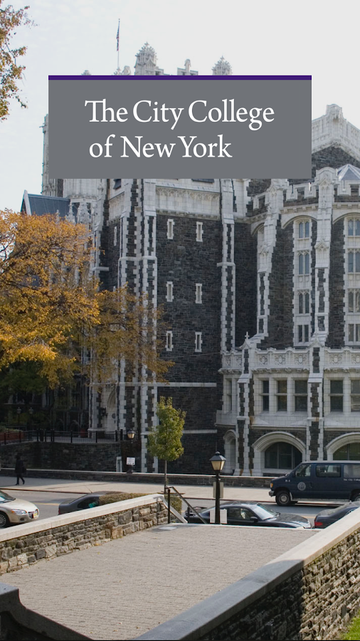 The City College of New York - CCNY Student Life- screenshot