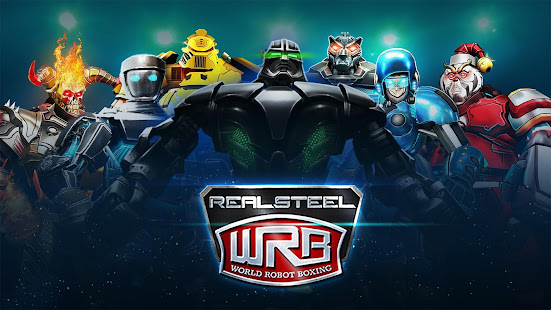 Real Steel World Robot Boxing Mod