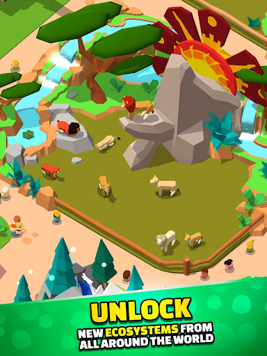 Idle Zoo Tycoon 3D - Animal Park Game 1.6.7 de.gamequotes.net 5