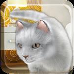 Talking Cute Cat Icon