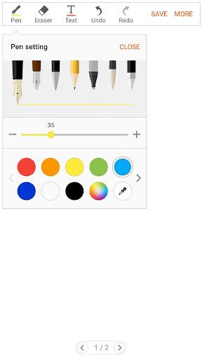 S Note  screenshots 3