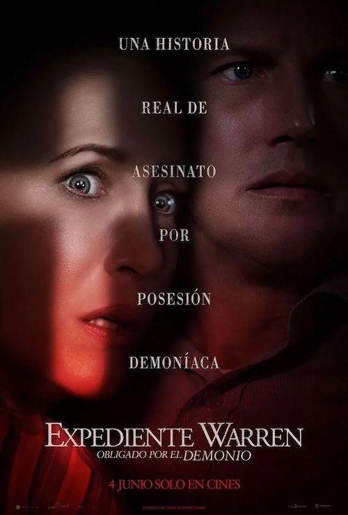 Expediente Warren: Obligado (The Conjuring 3)