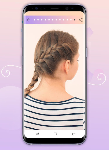 Hairstyles step by step 1.23 screenshots 8